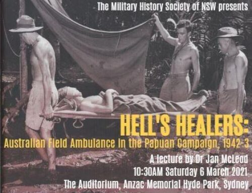 Hell's Healers: Australian Field Ambulance in the Papuan Campaign, 1942-3